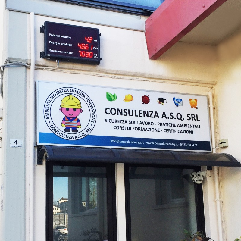 Consulenza ASQ