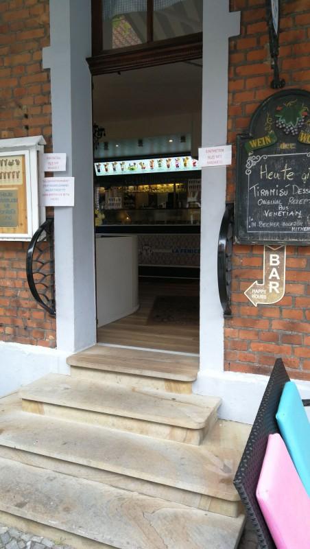 Eis Cafe La Fenice
